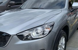 Silver Mazda Cx-5 2014 for sale in Manila