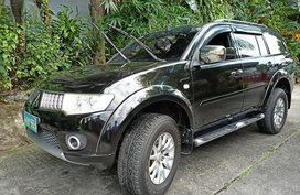 Sell Black 2010 Mitsubishi Montero Sport in Rizal
