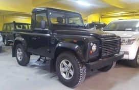 Sell Black Land Rover Defender 1990 in Mandaue City
