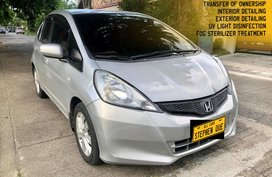 2012 Honda Jazz 1.3E A/T Gas