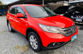 2012 HONDA CRV AUTOMATIC CVT FOR SALE