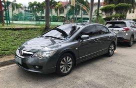 Selling Grey Honda Civic 2010 in Parañaque
