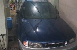 Sell Blue 1998 Suzuki Esteem in Bacoor