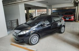 Sell Black 2013 Ford Fiesta in Manila