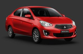 Mitsubishi Mirage G4 gets more than 200K cash discount this month