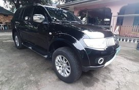 Sell Black 2012 Mitsubishi Montero in Bulacan