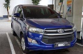 2017 Toyota Innova 2.8 E Diesel A/T