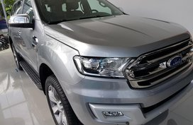 2018 ford everest 3.2L titanium plus 4x4