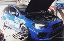 Sell Blue 2019 Subaru WRX in San Juan