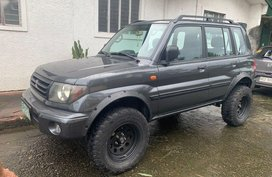 Grey Mitsubishi Pajero 1999 for sale in Marikina