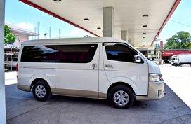 2018 Toyota GL Grandia AT 1.298m Negotiable Batangas Area