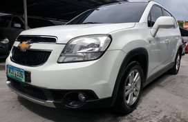 Chevrolet Orlando 2013 Acquired Automatic