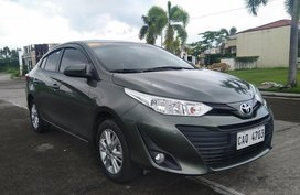 Toyota Vios E 2019 Automatic not 2020 2018