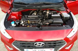 Hyundai Accent 2019 Automatic not 2018 2020