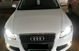 White Audi A4 2012 for sale in Makati