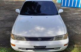 Selling White Toyota Corolla 1993 in Manila