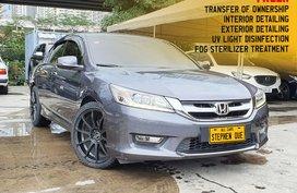 2013 Honda Accord 3.5L V6 A/T Gas