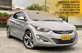 2015 Hyundai Elantra 1.6 GLS A/T Gas