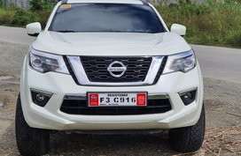 Nissan terra el 2020 model high-end sound system leather seats mags lifted