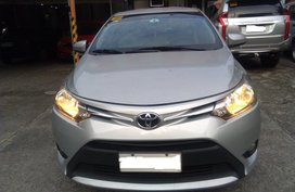 SILVER TOYOTA VIOS FOR SALE