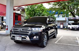 2018 Toyota Land Cruiser 4X4 AT VX200 Premium 3.998m Negotiable Batangas Area