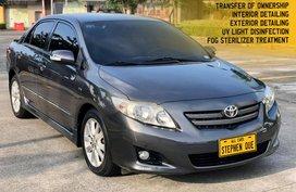 2009 Toyota Altis 1.6V A/T Gas