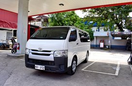 2017 Toyota Hi Ace Commuter 3.0 Negotiable Batangas Area