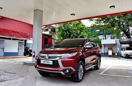 2016 Mitsubishi Montero Sports GLS 998t Nego Batangas Area