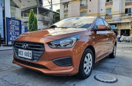 Lockdown Sale! 2019 Hyundai Reina 1.4 GL Gas Automatic Brown 19T Kms NED6801