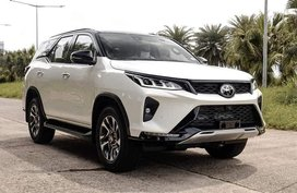 Toyota Fortuner 2.4G 4x2 AT 2021 Auto