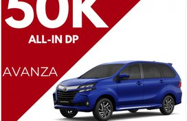50 K ALL-IN DOWNPAYMENT! AVANZA 2020