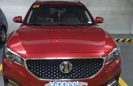 Selling Red Mg Zs 2020 in Pasig
