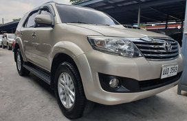 Toyota Fortuner 2014 G Diesel Automatic