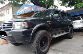 Black Ford Everest 2005 for sale in Manila