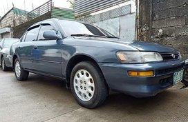 Grey Toyota Corolla 1995 for sale in San Fernando