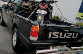 Isuzu pickup