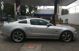 Sell Silver 2013 Ford Mustang in Parañaque