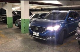 Blue Mg Zs 2019 for sale in Manila