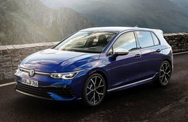 All-new VW Golf R is an irresistible 5-door hatchback with 315 horsepower