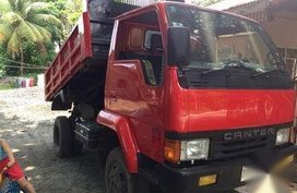 Red Mitsubishi Fuso 2019 for sale in Digos