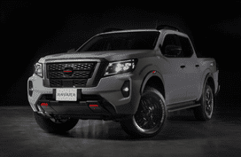 Facelifted 2021 Nissan Navara debuts with new Pro-4X variant