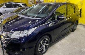 Black Honda Odyssey 2007 for sale in Manila