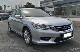Honda Accord 2.4L i-Vtec Earth Dreams Technology