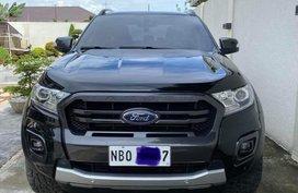 Sell Black 2019 Ford Ranger in Manila