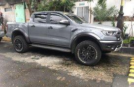 Selling Grey Ford Ranger Raptor 2020 in Manila