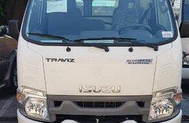 Pearl White Isuzu Traviz 2020 for sale in Manila