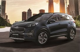 Get the Kia Sportage with a P300,000 cash discount
