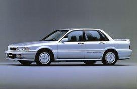 Sixth-gen Mitsubishi Galant: The Lancer Evo's grandpappy