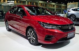 Get 5K worth E-gift for every successful 2021 Honda City, BR-V referral
