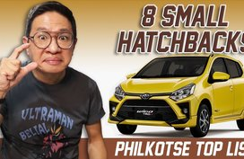 8 small hatchbacks you can buy in the Philippines